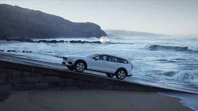 Volvo V60 CC B5 AWD Cross Country